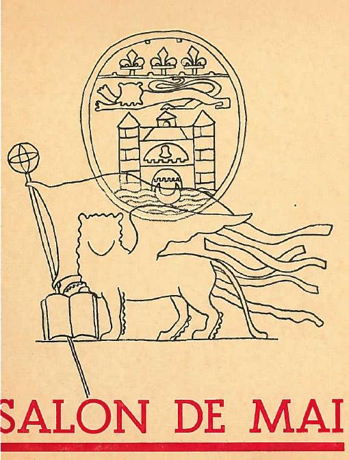 Lien vers le catalogue du salon des Artistes Indépendants Bordelais Mai 1949