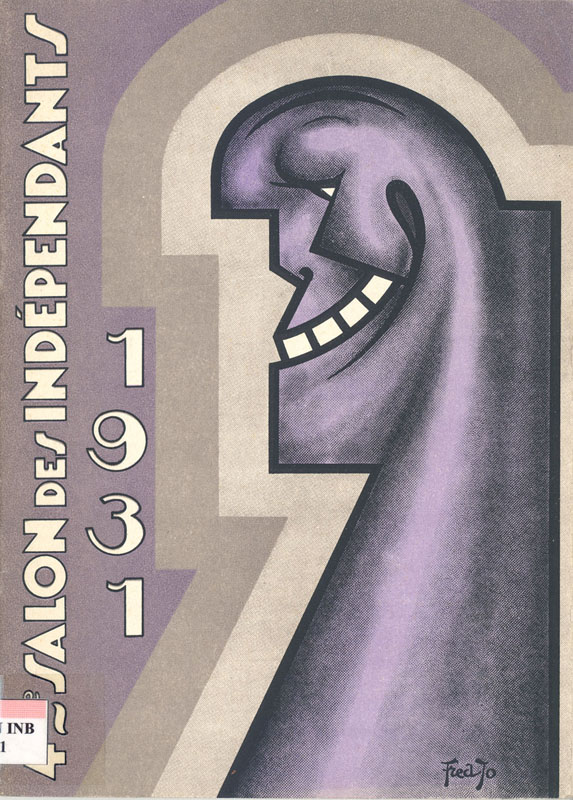 Lien vers le catalogue du salon des Artistes Indépendants Bordelais, 1931