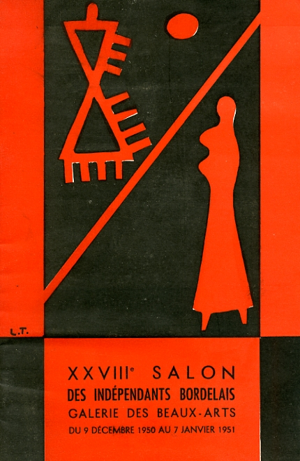 Lien vers le catalogue du salon des Artistes Indépendants Bordelais 1940-1951