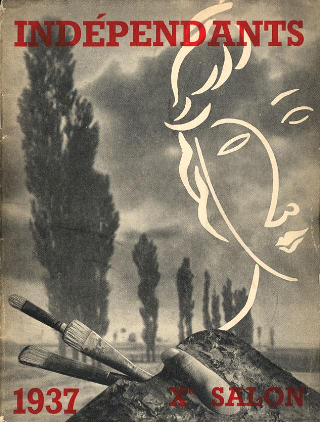 Lien vers le catalogue du salon des Artistes Indépendants Bordelais, 1937