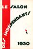 Lien vers le catalogue du salon des Artistes Indépendants Bordelais, 1930