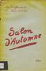 Lien vers le catalogue du salon des Artistes Indépendants Bordelais automne 1946