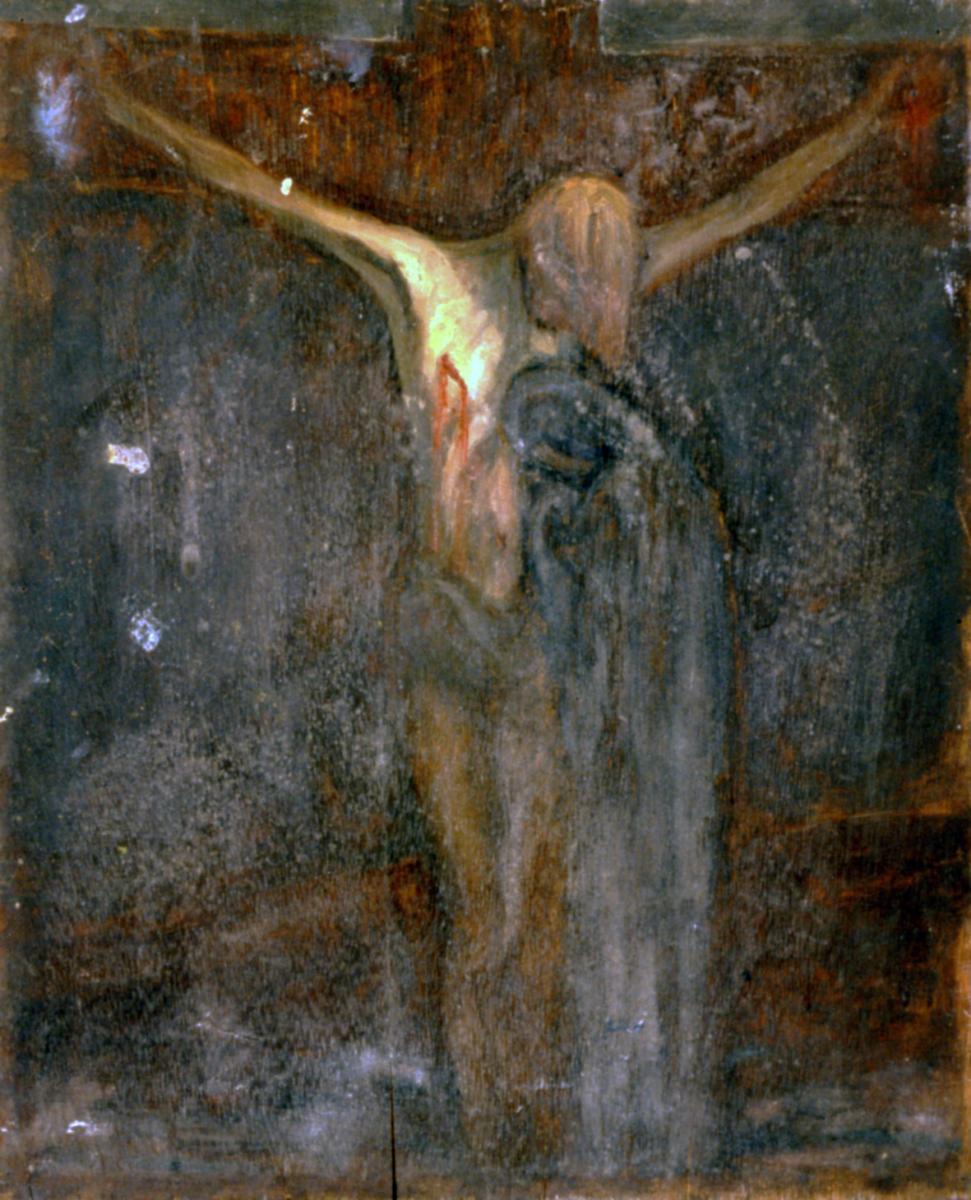 Odette Boyer-Chantoiseau. Mater Dolorosa, 1929. Collection particulière