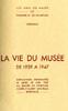 Lien vers la documentation de l'exposition de 1947 La vie du musée de 1939 à 1947 © Documentation Musée des Beaux-Arts. Mairie de Bordeaux