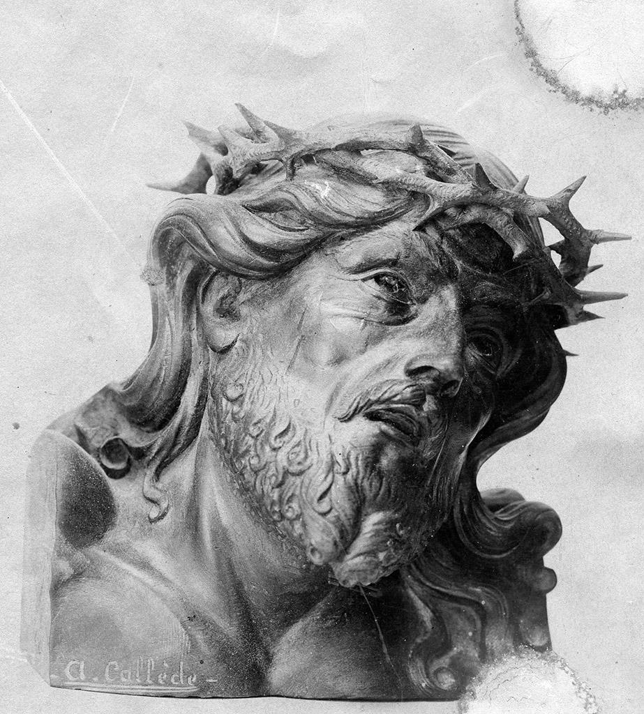 Image : Alexandre Callède - Christ - 1932. Collection particulière