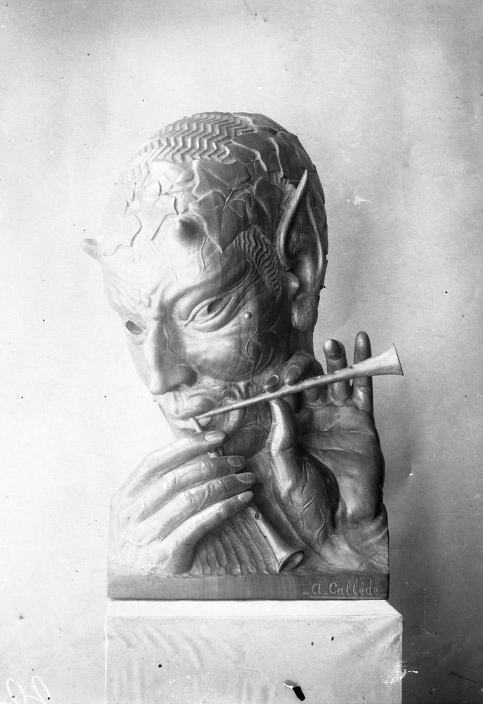 Image : Alexandre Callède. Faune, 1932-1933. Collection particulière