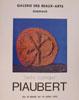 Lien vers la documentation de l'exposition Piaubert, 1972