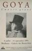 Lien vers la documentation de l'exposition Goya : l'oeuvre gravé, Fondation Juan March Le vernissage de l'exposition Goya : l'oeuvre gravé © Documentation Musée des Beaux-Arts - Mairie de Bordeaux
